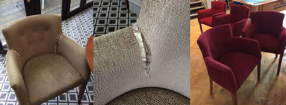 re-cover upholstery repair liverpool merseyside